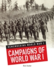 Campaigns of World War I - Book