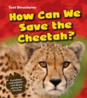 How Can We Save the Cheetah? - eBook