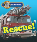 Big Machines Rescue! - Book