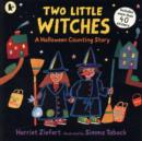 Two Little Witches : A Halloween Counting Story - Book