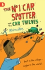The No. 1 Car Spotter and the Car Thieves - Book