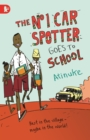 The No. 1 Car Spotter Goes to School - Book