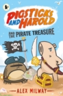 Pigsticks and Harold and the Pirate Treasure - Book