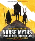 Norse Myths : Tales of Odin, Thor and Loki - Book