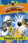 Shaun the Sheep: Pranks a Lot! - Book