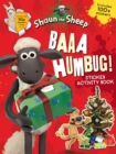 Baaa Humbug! A Shaun the Sheep Sticker Activity Book - Book