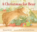 A Christmas for Bear - Book