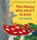 The Mouse Who Wasn't Scared - Book