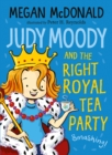 Judy Moody and the Right Royal Tea Party - Book