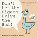 Don't Let the Pigeon Drive the Bus! - Book