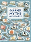Greek Myths and Mazes - Book
