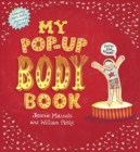 My Pop-Up Body Book - Book