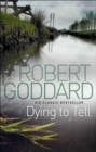 Dying To Tell - eBook