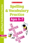 Spelling and Vocabulary Workbook (Year 2) - Book