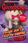 Please Don't Feed the Vampire! - Book