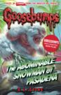 The Abominable Snowman of Pasadena - Book