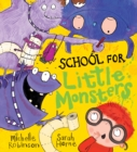 School for Little Monsters - Book
