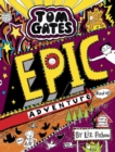 Tom Gates: Epic Adventure (kind of) - Book