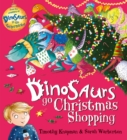 Dinosaurs Go Christmas Shopping - Book