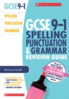 Spelling, Punctuation and Grammar Revision Guide for All Boards - Book
