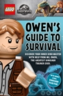 LEGO (R) Jurassic World: Owen's Guide to Survival plus Dinosaur Disaster! - Book