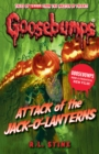 Attack of the Jack-O'-Lanterns - Book