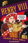 Henry VIII: Heads Will Roll - Book