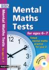 Mental Maths Tests for ages 6-7 : Timed mental maths practice for year 2 - Book