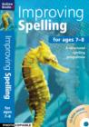 Improving Spelling 7-8 - Book