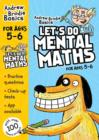 Let's do Mental Maths for ages 5-6 : For children learning at home - Book