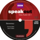 Speakout Elementary Class CD (x2) - Book
