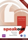 Speakout Elementary Teacher's Book - Book