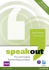 Speakout Pre-Intermediate Teacher's Book - Book