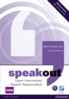 Speakout Upper Intermediate Teacher's Book - Book
