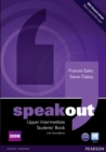 Speakout Upper Intermediate Students book and DVD/Active Book Multi Rom Pack - Book