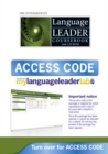 Language Leader Pre-Intermediate MyLab and Access Card - Book