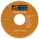 Language Leader Elementary Active Teach - Book