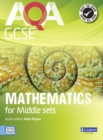 AQA GCSE Mathematics for Middle Sets Student Book - Book
