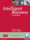 Intelligent Business Pre-Intermediate Coursebook/CD Pack - Book