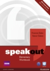 Speakout Elementary Workbook no Key with Audio CD Pack - Book
