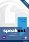 Speakout Intermediate Workbook with Key and Audio CD Pack - Book