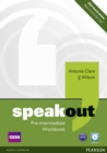 Speakout Pre Intermediate Workbook no Key and Audio CD Pack - Book
