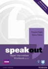 Speakout Upper Intermediate Workbook with Key and Audio CD Pack - Book