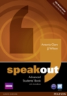 Speakout Advanced Students' Book and DVD/Active Book Multi Rom Pack - Book