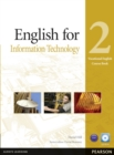 English for IT Level 2 Coursebook and CD-ROM Pack - Book