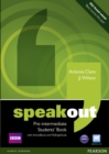 Speakout Pre-Intermediate Students' Book with DVD/Active book and MyLab Pack - Book