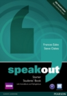 Speakout Starter Students' Book with DVD/Active Book and MyLab Pack - Book