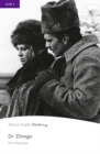 Level 5: Dr Zhivago Book and MP3 Pack - Book