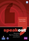 Speakout Elementary Flexi Course Book 1 Pack - Book