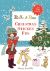 Belle & Boo: Christmas Sticker Fun - Book